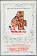 "Movie Posters:Adventure, The Four Musketeers (20th Century Fox, 1975). One Sheet (27"" X 41"")and Lobby Card Set of 8 (11"" X 14""). Adventure.. ... (Total: 9Items)"
