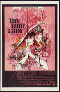 """Movie Posters:Musical, My Fair Lady (Warner Brothers, 1964). One Sheet (27"""" X 41"""").Musical.. ..."""