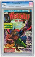 Bronze Age (1970-1979):Horror, Werewolf by Night #19 (Marvel, 1974) CGC NM+ 9.6 Off-whitepages....