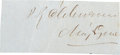 "Autographs:Military Figures, Confederate General Patrick Ronayne Cleburne Clipped Signature""P R Cleburne/ Maj Genl"". 2.25"" x 1""...."