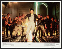 """Aliens (20th Century Fox, 1986). Lobby Card Set of 8 (11"""" X 14""""). Science Fiction. ... (Total: 8 Items)"""