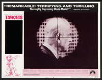 """Targets (Paramount, 1968). Lobby Card Set of 8 (11"""" X 14""""). Thriller. ... (Total: 8 Items)"""