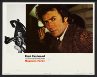 """Magnum Force (Warner Brothers, 1973). Lobby Card Set of 8 (11"""" X 14""""). Action. ... (Total: 8 Items)"""