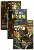 Silver Age (1956-1969):Miscellaneous, Gold Key Silver Age Horror Group (Gold Key, 1960s).... (Total: 4Comic Books)