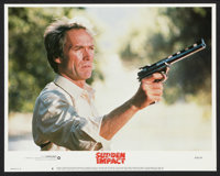 """Sudden Impact (Warner Brothers, 1983). Lobby Card Set of 8 (11"""" X 14""""). Action. ... (Total: 8 Items)"""