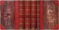 Books:First Editions, Charles Darwin [and others]. Robert Fitzroy [editor]. Narrativeof the Surveying Voyages of His Majesty's Ships Adventur... (Total:4 Items)