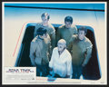 """Movie Posters:Science Fiction, Star Trek: The Motion Picture (Paramount, 1979). Lobby Card Set of 8 (11"""" X 14""""). Science Fiction.. ... (Total: 8 Items)"""