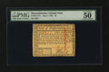 Colonial Notes:Massachusetts, Massachusetts May 5, 1780 $2 PMG About Uncirculated 50 EPQ....