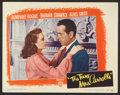 """Movie Posters:Film Noir, The Two Mrs. Carrolls (Warner Brothers, 1947). Lobby Cards (3) (11""""X 14""""). Film Noir.. ... (Total: 3 Items)"""