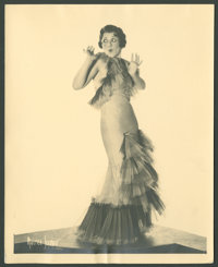 """Mae """"Betty Boop"""" Questel by Maurice Seymour (Paramount, 1930s). Stills (4) (8"""" X 10""""). Miscellaneous..."""