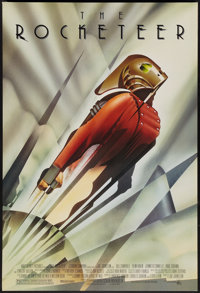 """The Rocketeer (Touchstone, 1991). One Sheet (27"""" X 40"""") DS. Action"""