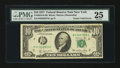 Error Notes:Gutter Folds, Fr. 2023-B $10 1977 Federal Reserve Note. PMG Very Fine 25.. ...