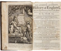Books:Early Printing, George William Spencer. A New, Authentic, and Complete History of England, From the First Settlement of Brutus in ...