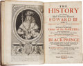 Books:First Editions, Joshua Barnes. The History of the That Most Victorious MonarchEdward IIId, King of England and France, and Lord o...