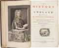 Books:Non-fiction, [Paul] Rapin de Thoyras. The History of England. London:James, John and Paul Knapton, 1732.. Second edition. ... (Total: 2Items)