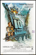 "Movie Posters:War, Force 10 from Navarone (American International, 1978).International One Sheet (27"" X 41"") and Lobby Card Set of 8 (11"" X14... (Total: 9 Items)"