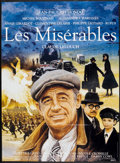 "Movie Posters:Historical Drama, Les Miserables (Les Film 13, 1995). French Grande (45.5"" X 62"").Historical Drama.. ..."