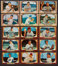Baseball Cards:Lots, 1955 Bowman Baseball Collection (315). ...
