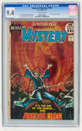 Bronze Age (1970-1979):Horror, House of Mystery #198 (DC, 1972) CGC NM 9.4 Off-white pages....