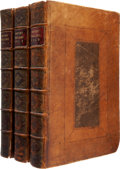 Books:Non-fiction, A Complete History of England: With the Lives of All the Kings and Queens Thereof; From the Earliest Account of Time t... (Total: 3 Items)