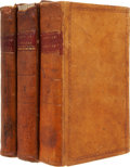 Books:Early Printing, The Laws of the United States. In Three Volumes.Philadelphia: Richard Folwell, 1796.. Three octavo volumes. 494;576;... (Total: 3 Items)