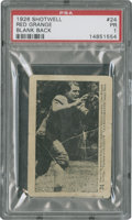 Football Cards:Singles (Pre-1950), 1926 Shotwell Candy Red Grange #24 PSA Poor 1....
