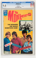 Silver Age (1956-1969):Humor, The Monkees #1 (Dell, 1967) CGC NM/MT 9.8 White pages....
