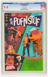 H.R. Pufnstuf #1 (Gold Key, 1970) CGC NM/MT 9.8 Off-white pages