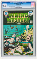 Bronze Age (1970-1979):Horror, Weird Mystery Tales #10 (DC, 1974) CGC NM+ 9.6 Off-white to whitepages....