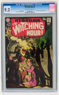 Bronze Age (1970-1979):Horror, The Witching Hour #6 (DC, 1970) CGC NM- 9.2 Off-white to whitepages....