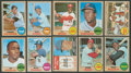 Baseball Cards:Sets, 1968 Topps Baseball High End Partial Set (468/598)....