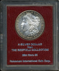Additional Certified Coins, 1889-S $1 The Redfield Collection MS64 Uncertified. We believe thiscoin is graded MS64. NGC Census: (1188/246). PCGS P...