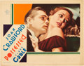 "Movie Posters:Drama, Possessed (MGM, 1931). Lobby Card (11"" X 14"").. ..."
