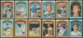 Baseball Cards:Sets, 1972 Topps Baseball High End Near Set (693)...