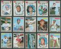Baseball Cards:Sets, 1970 Topps Baseball Near Set (656/720). ...