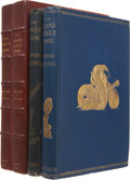 Books:First Editions, Rudyard Kipling. First Editions of the Jungle Books, including:The Jungle Book. With Illustrations by J. L. Kip...