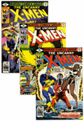 Modern Age (1980-Present):Superhero, X-Men Group (Marvel, 1979-80) Condition: Average VF/NM.... (Total:16 )