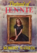 Books:First Editions, Robert Nathan. Portrait of Jennie. New York: Knopf, 1940..First edition. Inscribed by Nathan on half-titl...