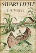 Books:Children's Books, E. B. White. Stuart Little. New York: Harper & Brothers,[1945]. . First edition. Illustrated by Garth William...