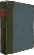 Books:First Editions, Walter Scott. The Lady of the Lake; a Poem. Edinburgh:Printed for John Ballantyne and Co. and Longman, Hurst, R...