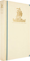 Books:Signed Editions, Joseph Conrad. Notes On My Books. Garden City, New York:Doubleday, Page & Company, 1921.. Number 168 of 250 l...