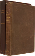 Books:First Editions, Nathaniel Hawthorne. The Scarlet Letter, A Romance. Boston:Ticknor, Reed, and Fields, 1850.. First edition, f...