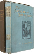 Books:First Editions, Arthur Conan Doyle. The Adventures of Sherlock Holmes.London: George Newnes, 1892.. First edition, first issu...