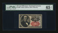 Fractional Currency:Fifth Issue, Fr. 1309 25¢ Fifth Issue PMG Gem Uncirculated 65 EPQ....
