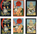 Books:Children's Books, Johnny Gruelle. Three Raggedy Ann Books in Original Boxes,including: The Paper Dragon. A Raggedy AnnAdventure.... (Total: 3 Items)