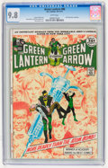 Bronze Age (1970-1979):Superhero, Green Lantern #86 (DC, 1971) CGC NM/MT 9.8 White pages....