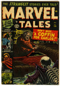 Golden Age (1938-1955):Horror, Marvel Tales #110 (Atlas, 1952) Condition: FN-....