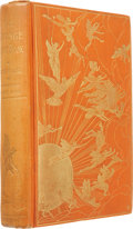 Books:First Editions, Andrew Lang. The Orange Fairy Book. Edited by Andrew Lang.With eight coloured plates and numerous illustrations...