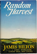 Books:First Editions, James Hilton. Random Harvest. Boston: Little, Brown andCompany, 1941.. First edition. Octavo. 326 pages....