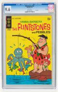 Bronze Age (1970-1979):Cartoon Character, The Flintstones #60 File Copy (Gold Key, 1970) CGC NM+ 9.6 Whitepages....